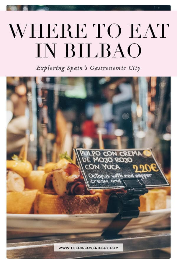 Bilbao Restaurant Guide