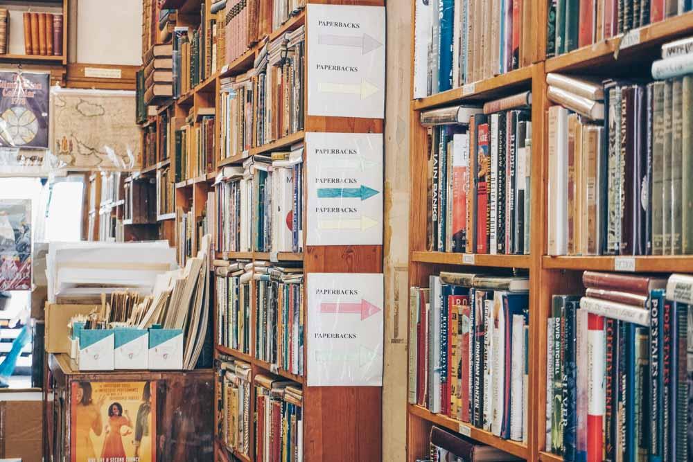 Henry Pordes Books