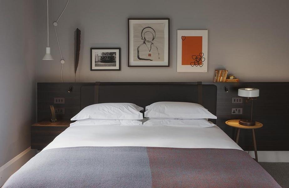 The Laslett Master Bedroom