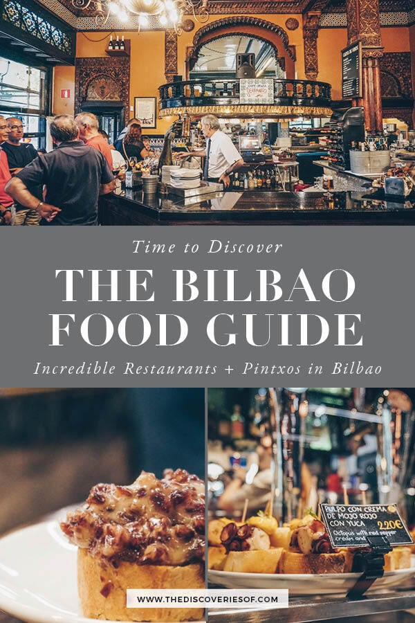 Where to Eat in Bilbao