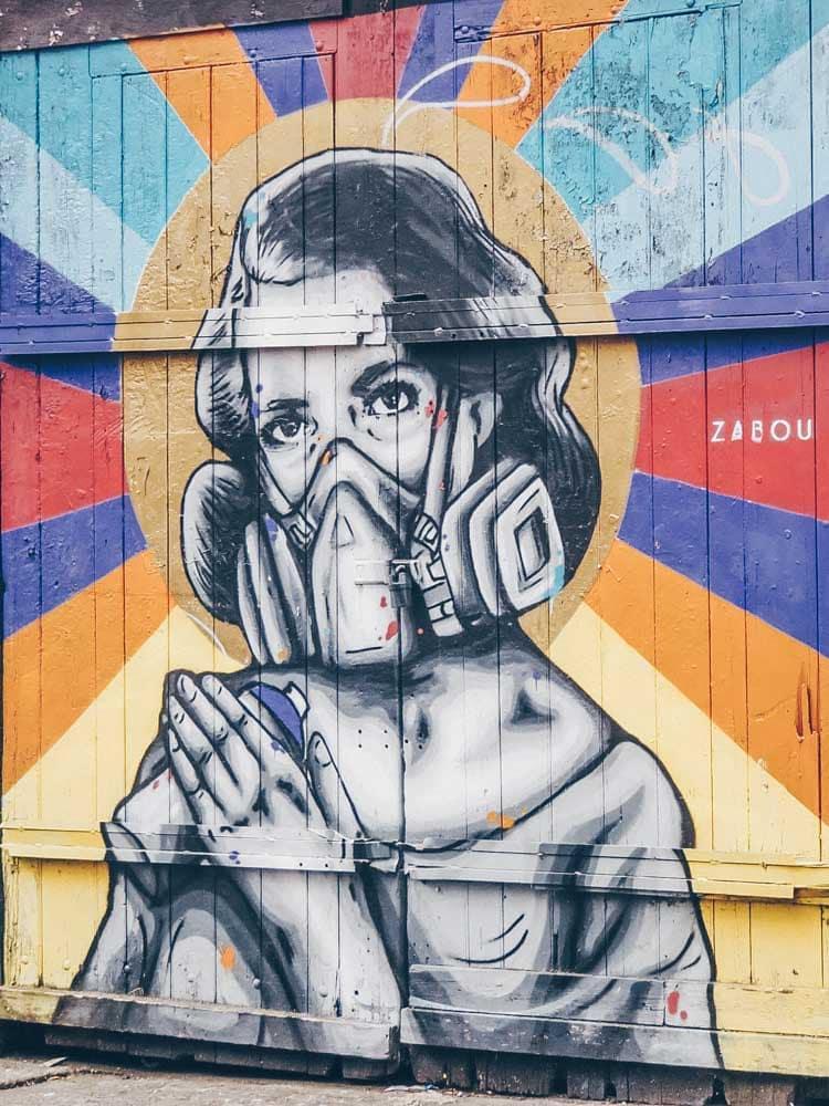 Spray by Zabou