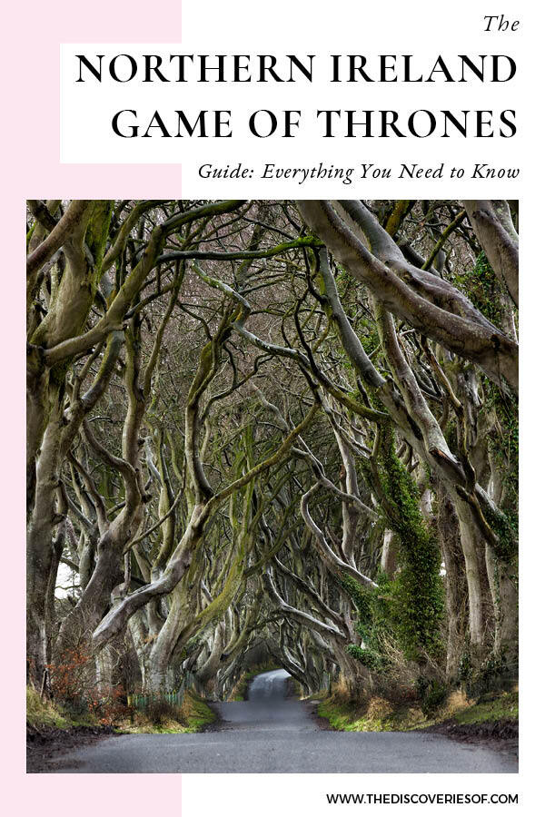 Game of Thrones Northern Ireland Tour