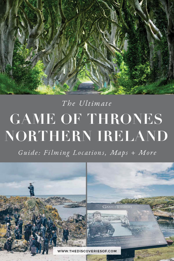 Game of Thrones Northern Ireland