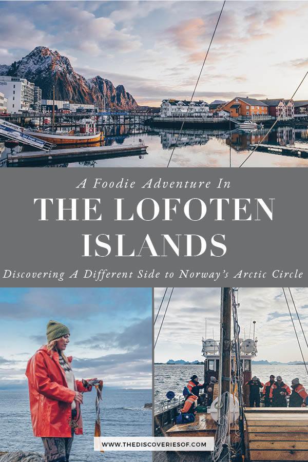 Lofoten Islands Food