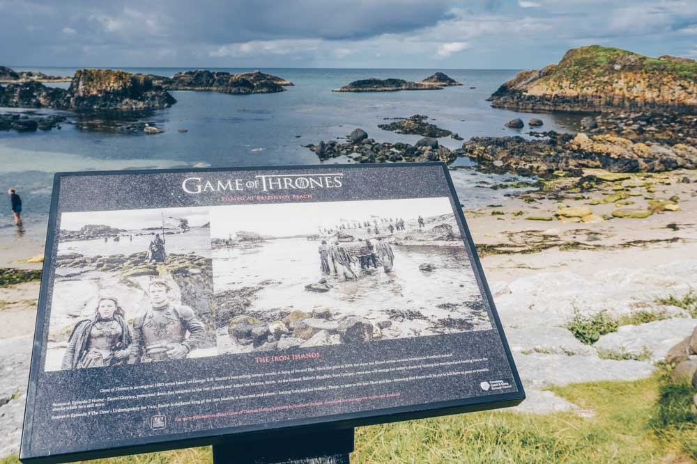 Ballintoy Game of Thrones