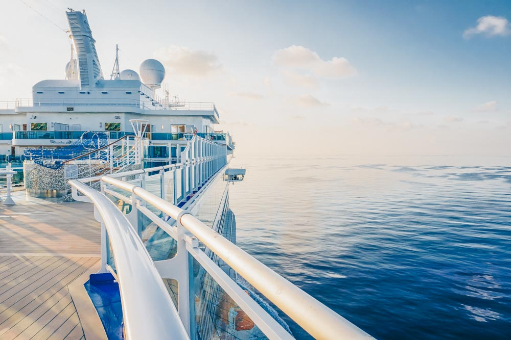 Tips for Planning Your First Cruise