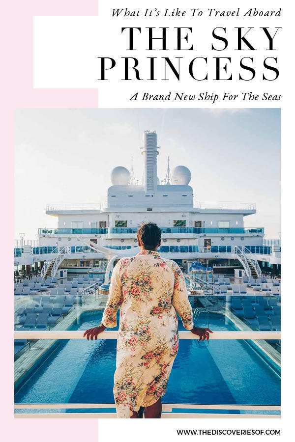 Sky princess cruise