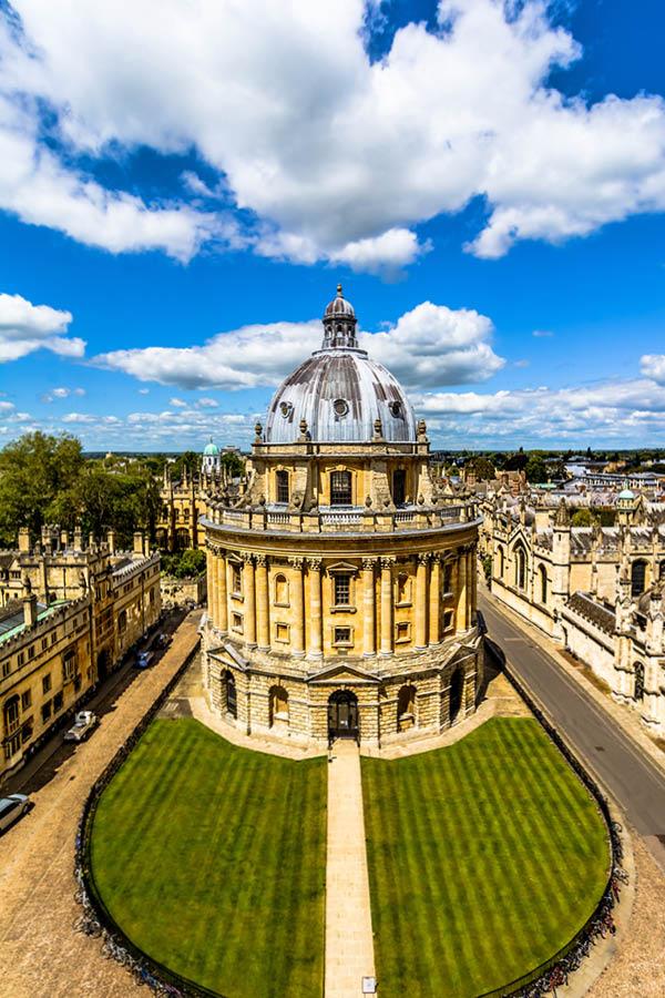Europe Bucket List - Oxford