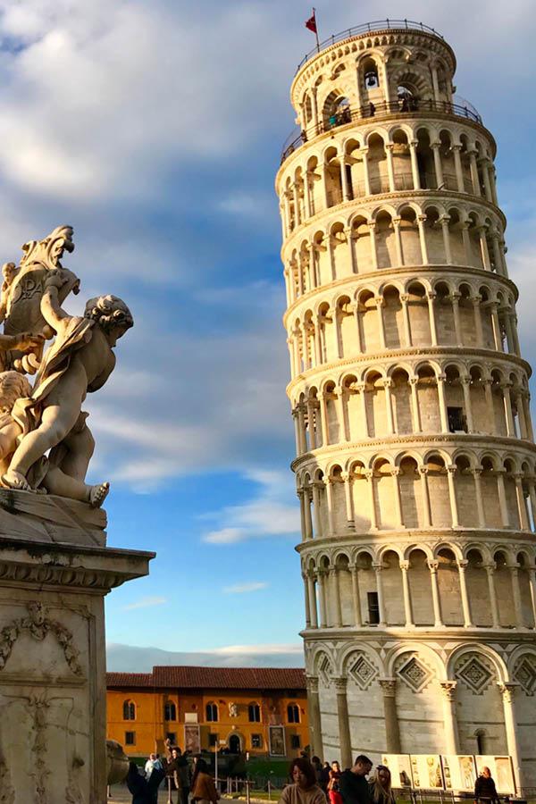 Europe Bucket List - Pisa