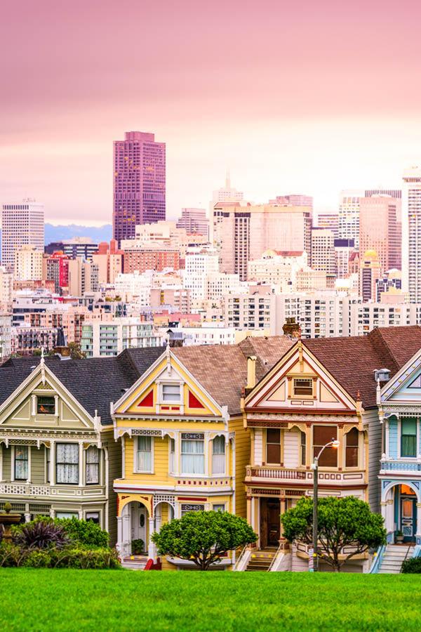 San Francisco Itinerary 1