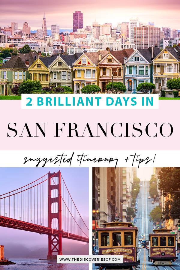 San Francisco Itinerary