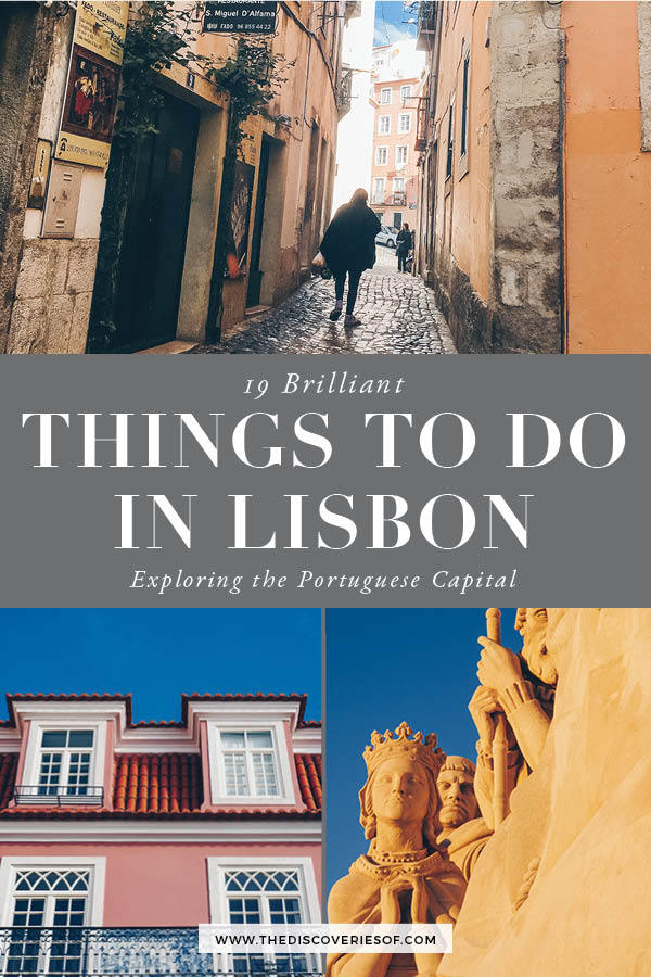 Things to do Lisbon Portugal Guide