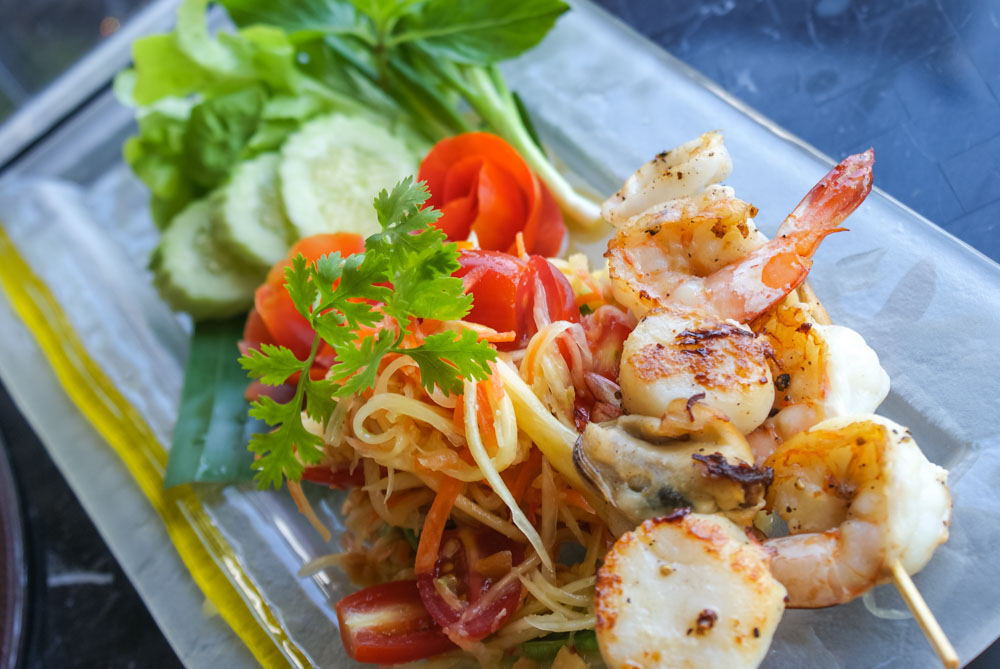 Green Papaya Salad-2