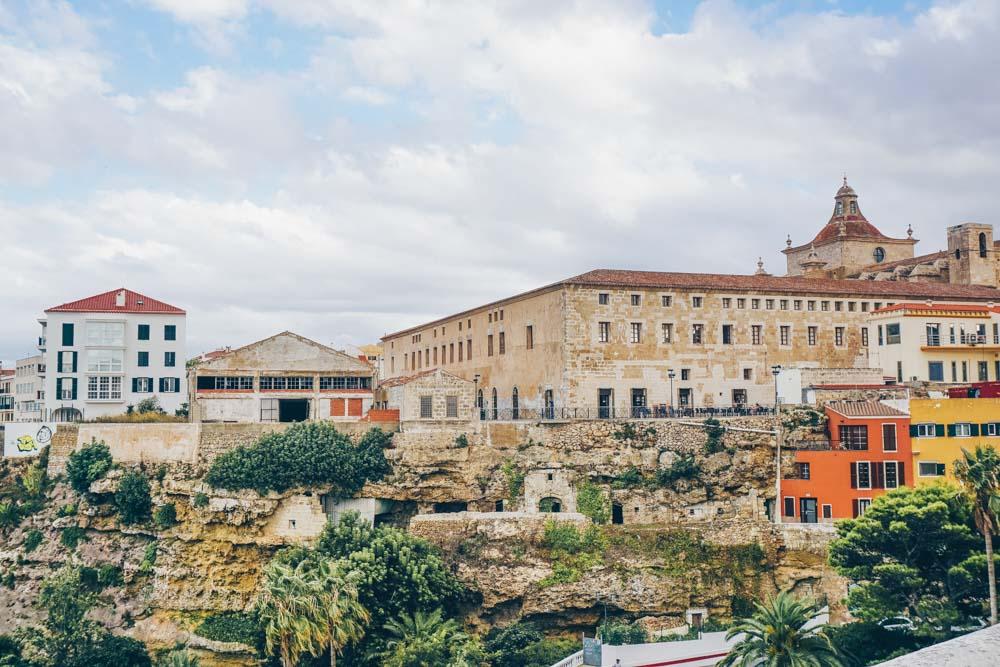 Mao, Menorca