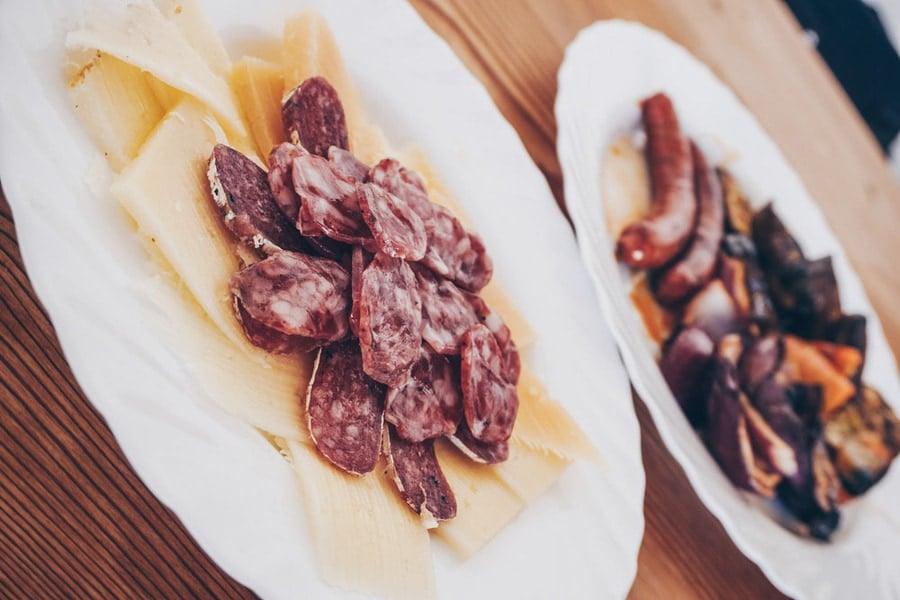 Delicious Menorcan cuisine