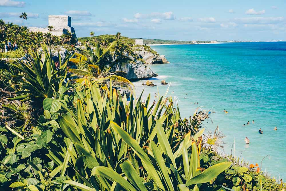 Things to do in Tulum - Tulum Ruins