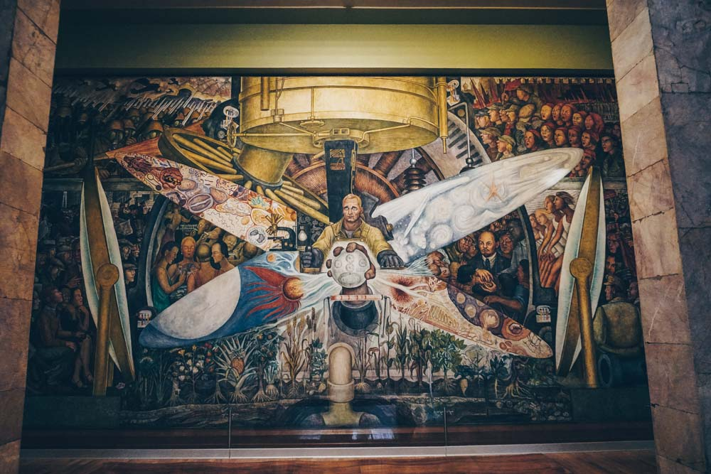 Art in the Palacio