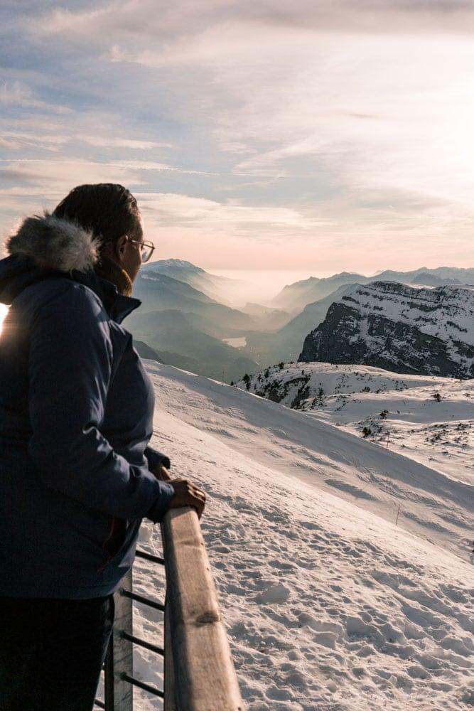 Julianna Barnaby in Trentino
