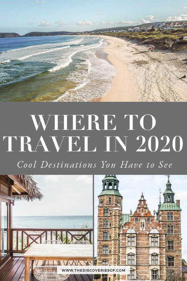 Where to Travel in 2020
