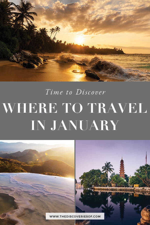 Where to go in January