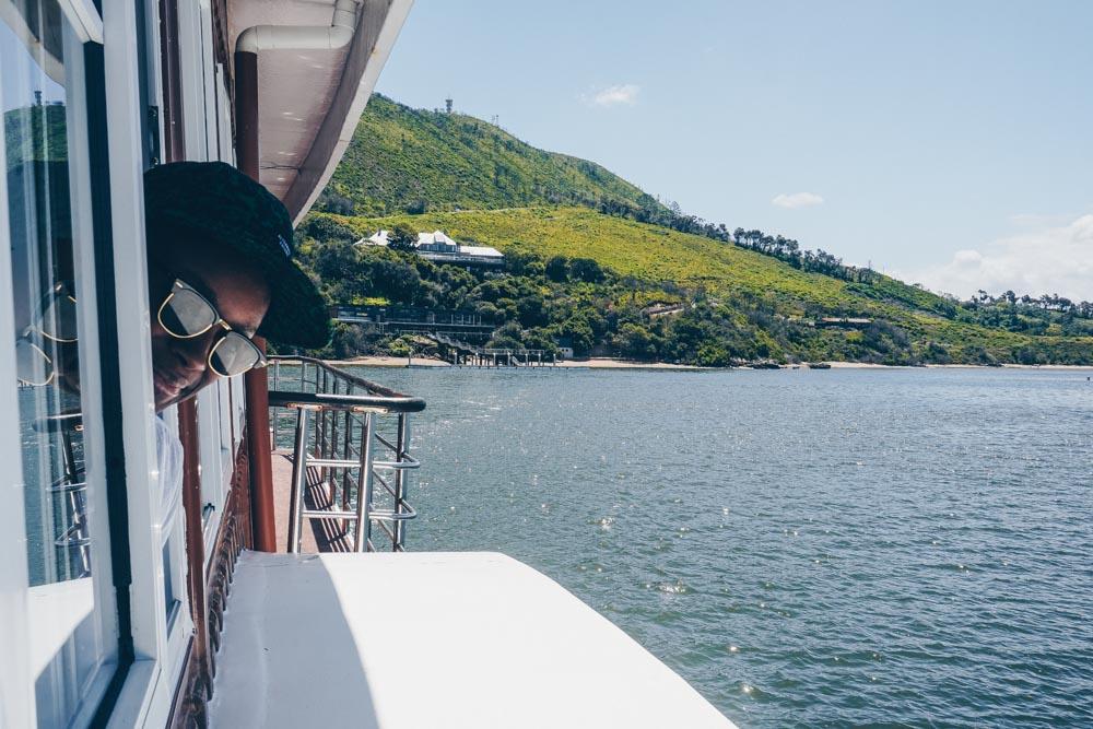 Knysna Boat Tour