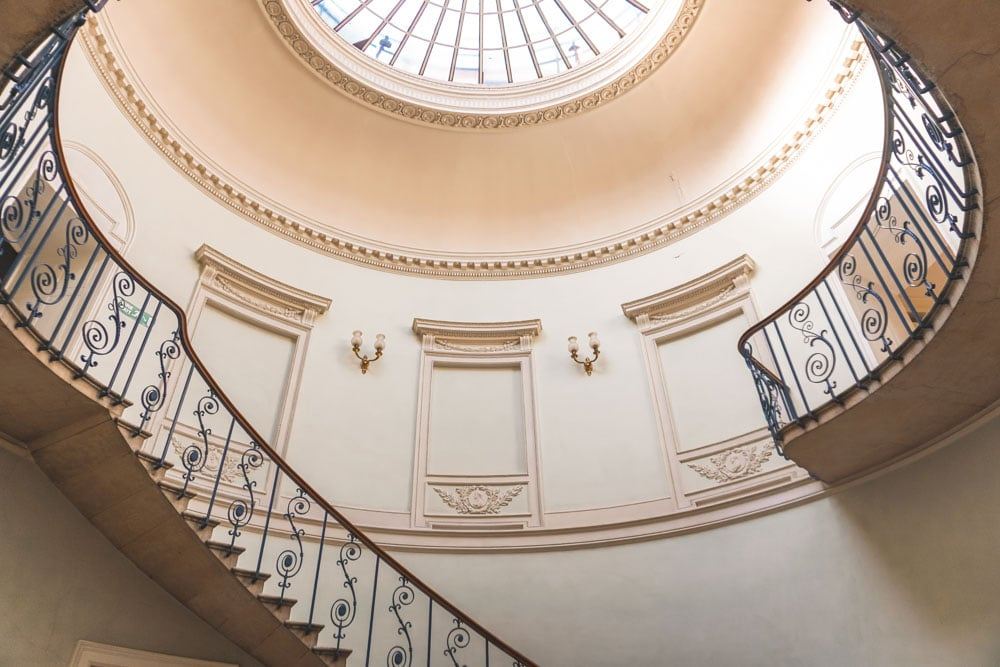 Nelson Stair Somerset House