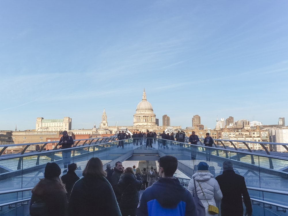 View of St Paul's