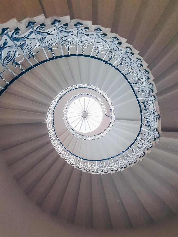 Tulip Stairs, Queen's House