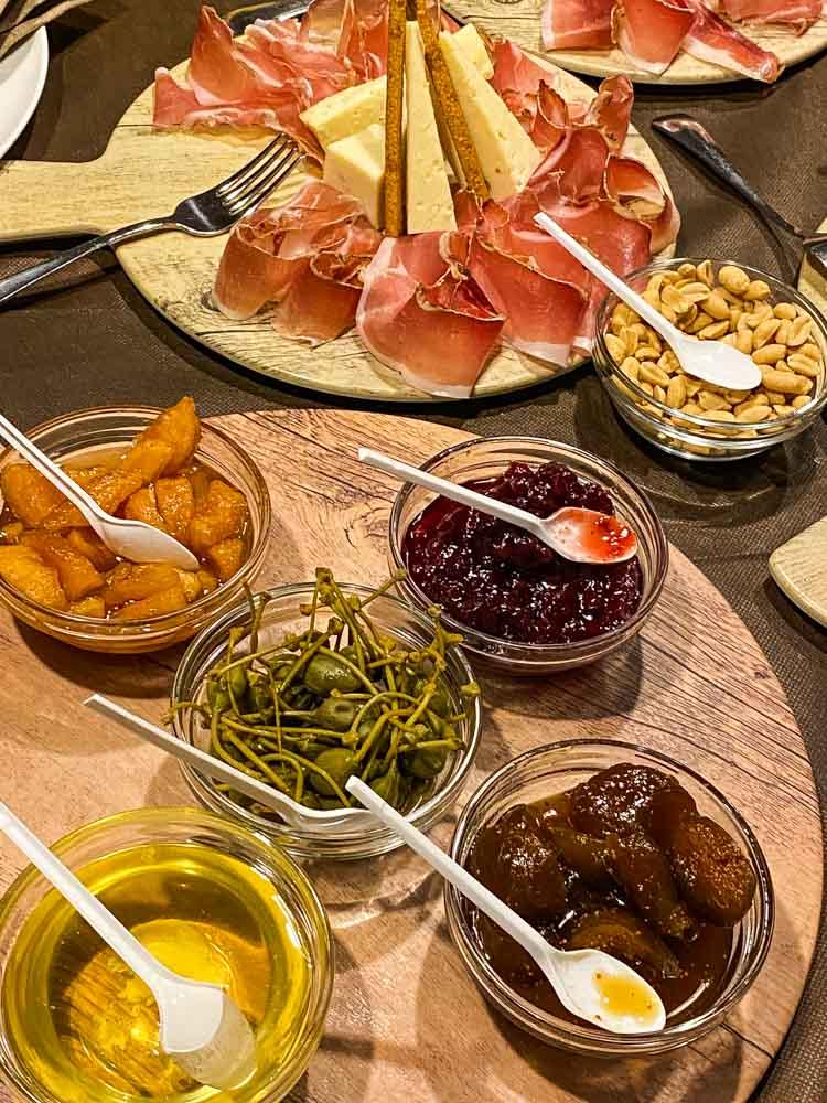 Northern Italian Food in Trentino