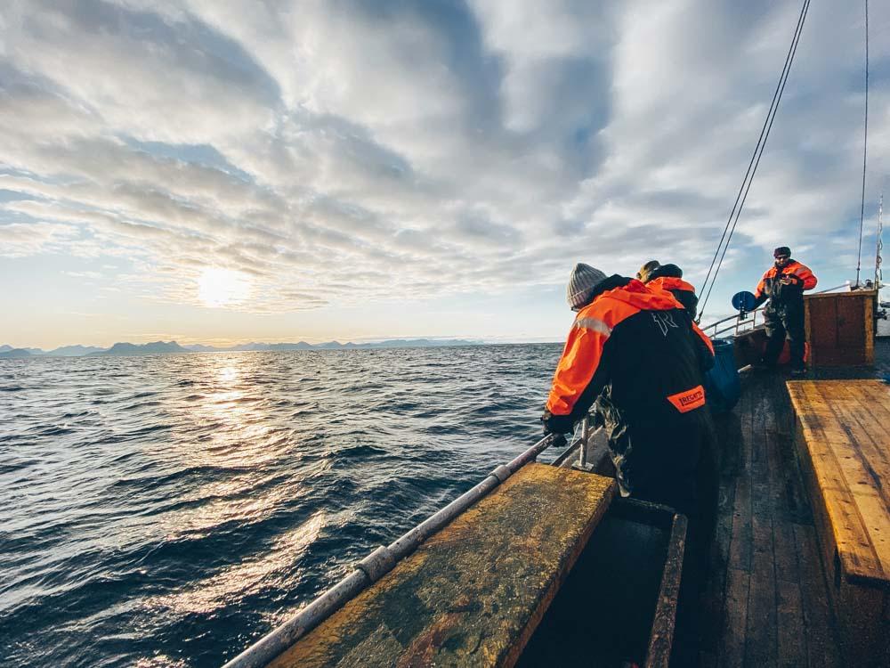 Deep Fjord Fishing Lofoten