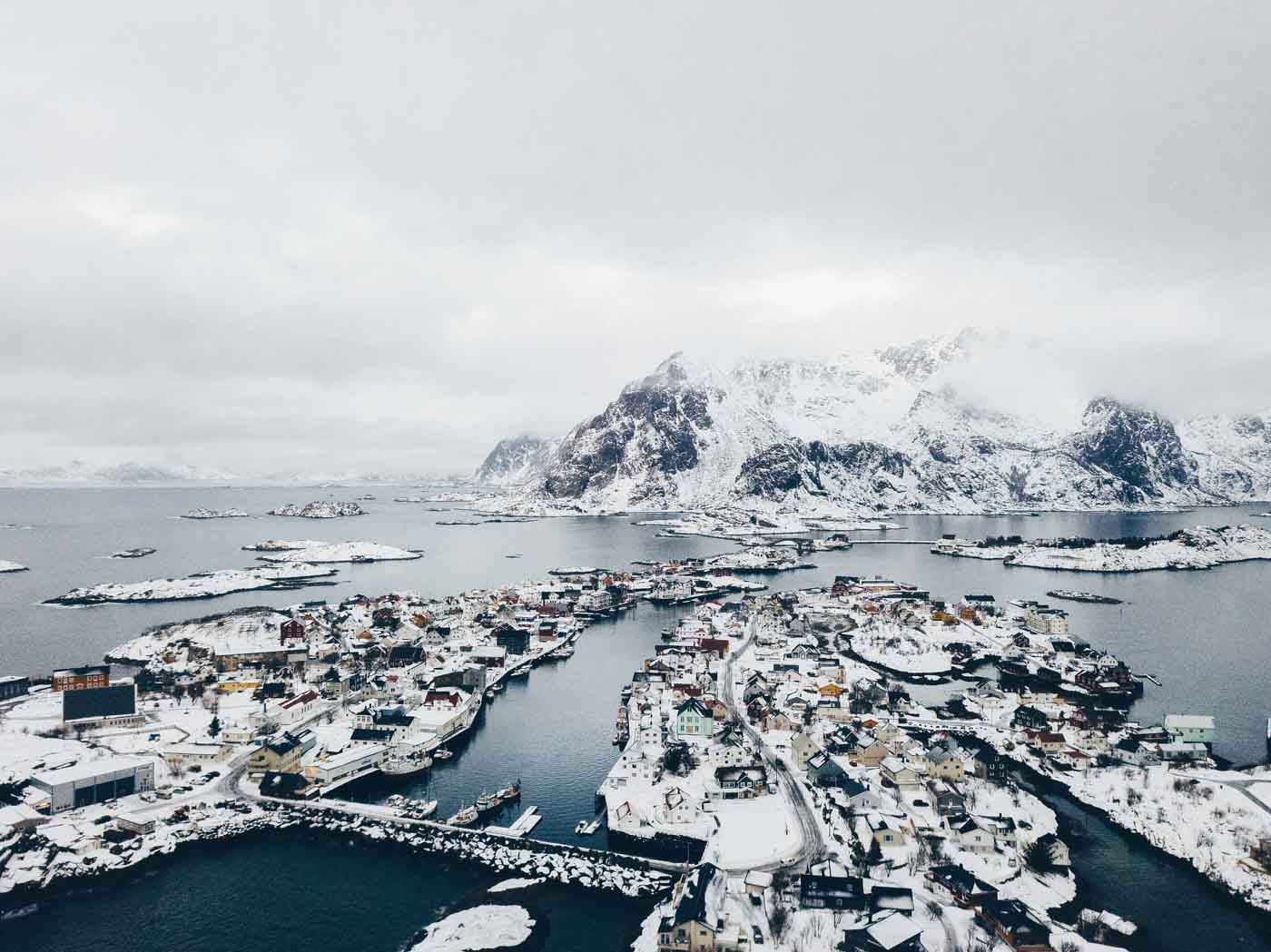 A Guide to the Lofoten Islands Norway: Brilliant Things to Do + Travel Tips