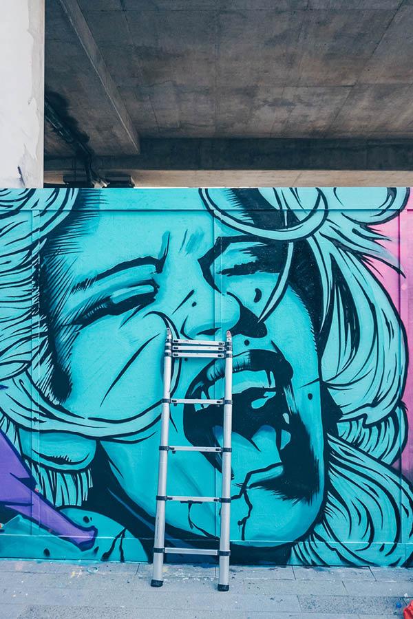 Street Art East London