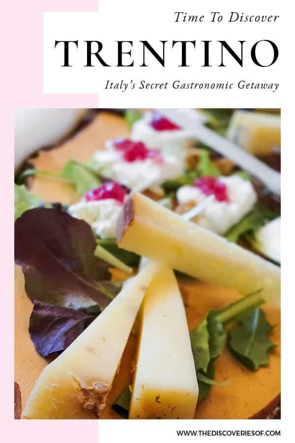 Northern Italian Food Trentino