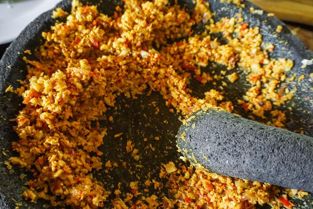 Bumbu Bali – Balinese Curry Paste