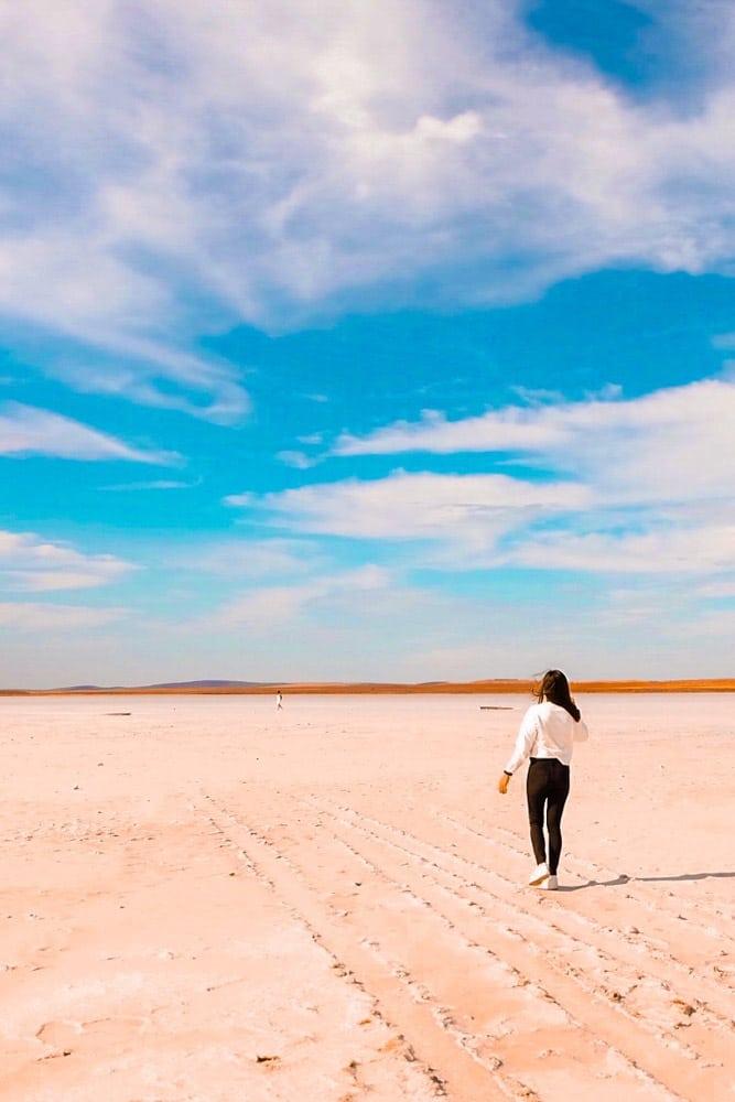 Bumbunga Lake Australia