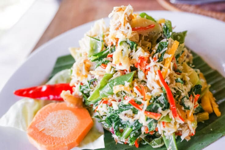 Authentic Gado Gado Salad Recipe