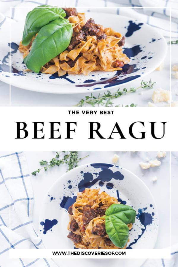 Beef Shin Ragu