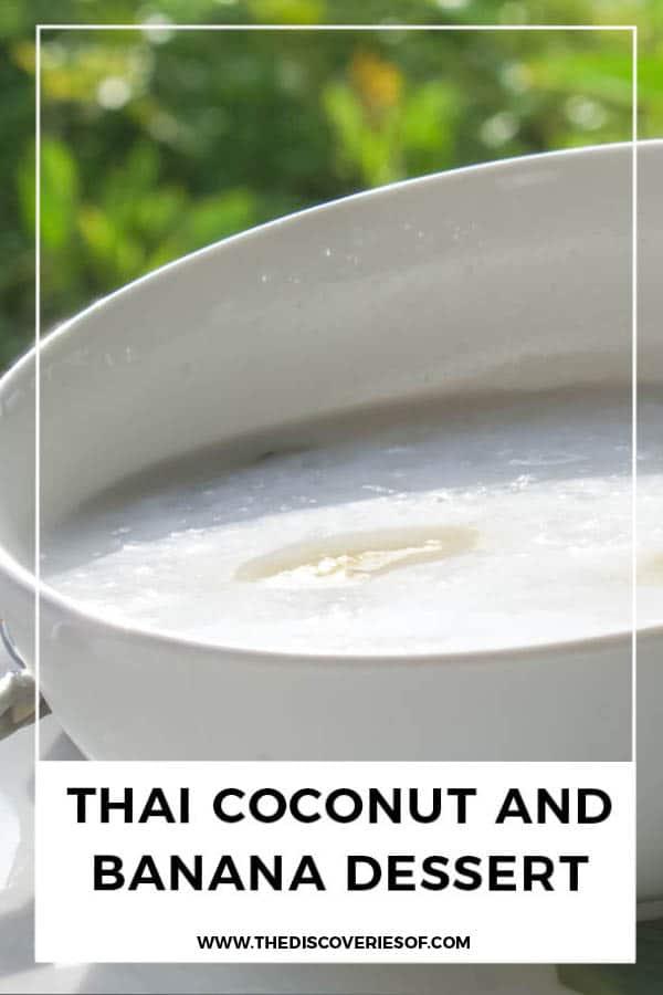 Thai Coconut Dessert