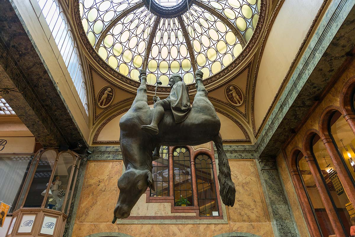 Discovering the Works of David Cerny in Prague
