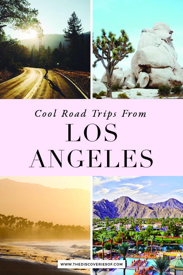 Best Road Trips Los Angeles