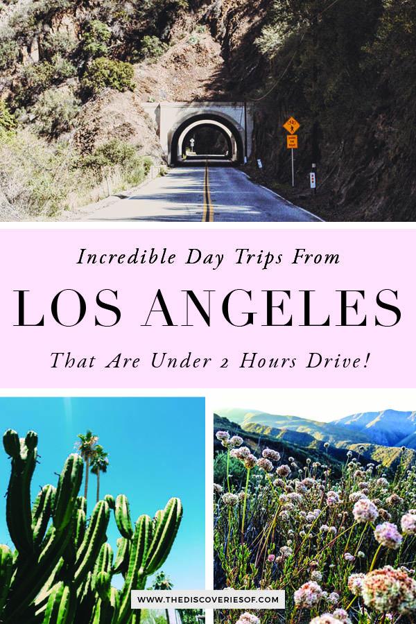 Road Trips Los Angeles