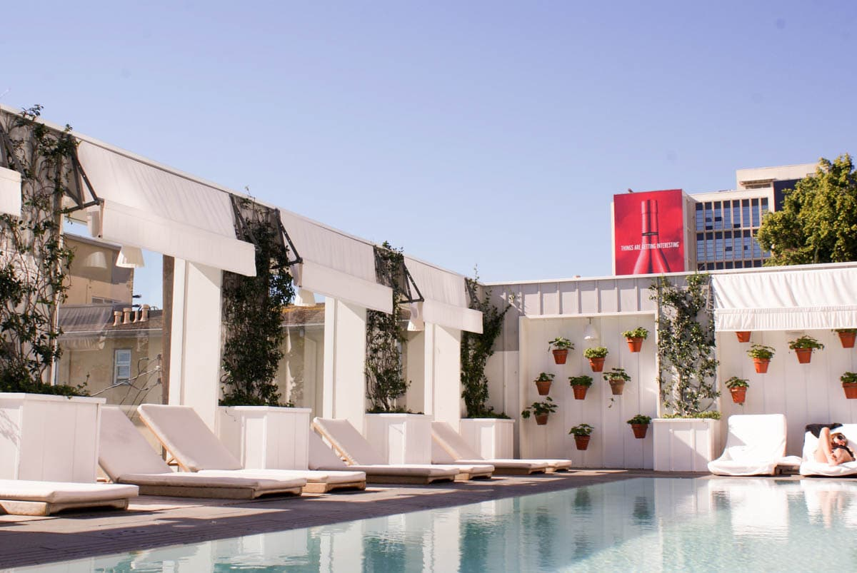The Mondrian Los Angeles