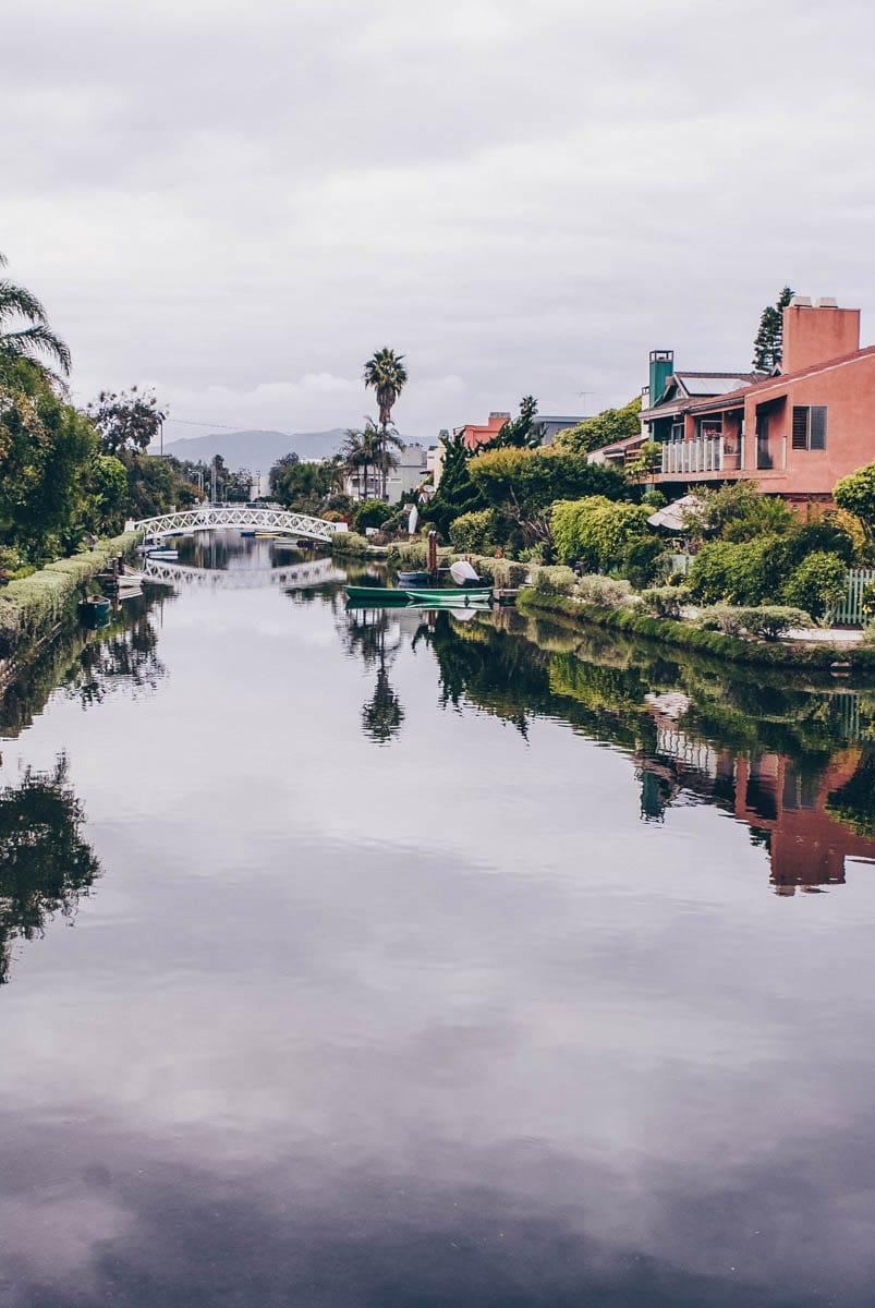 Venice Canals Los Angeles