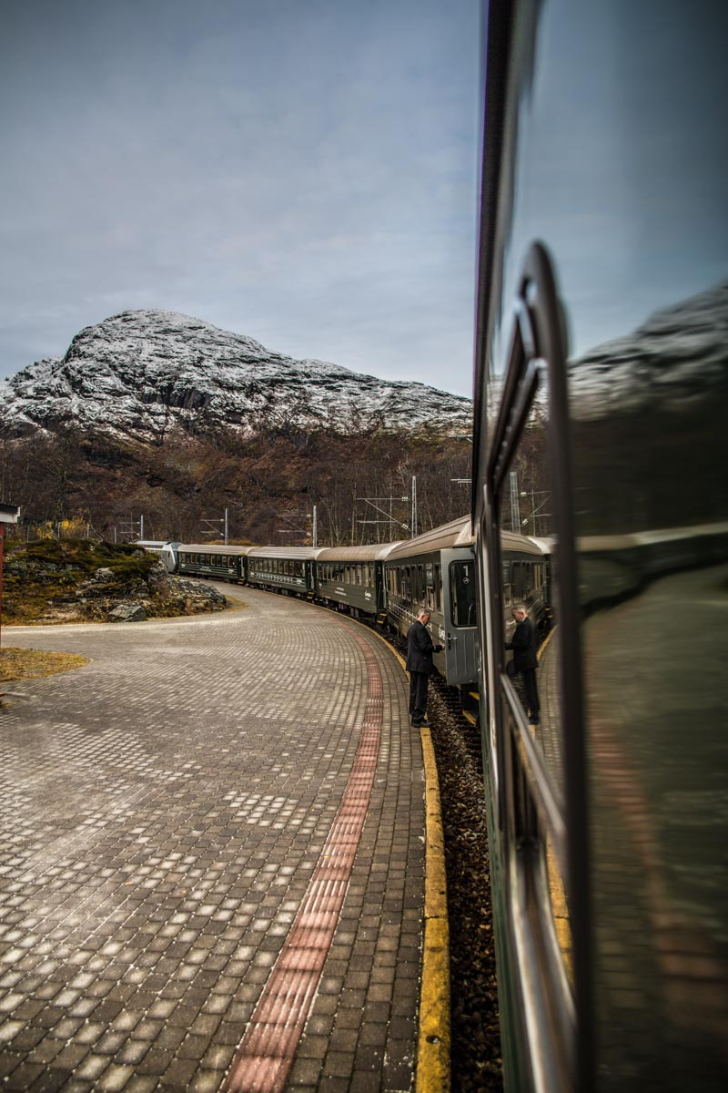 Train Norway